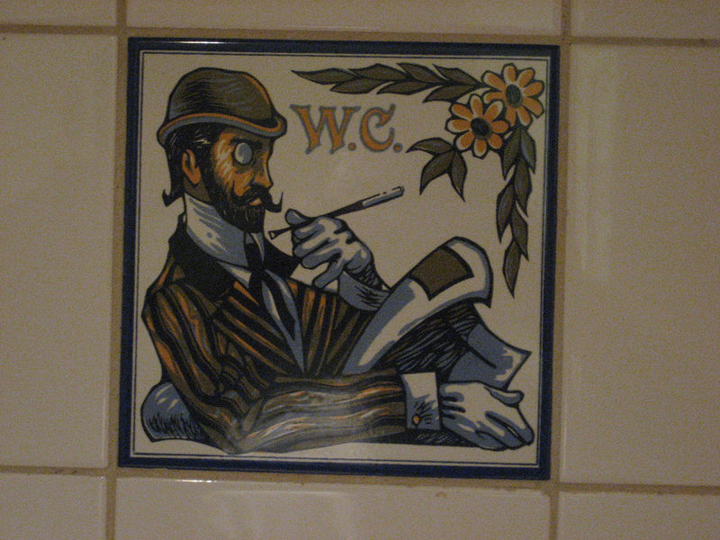Wc paris