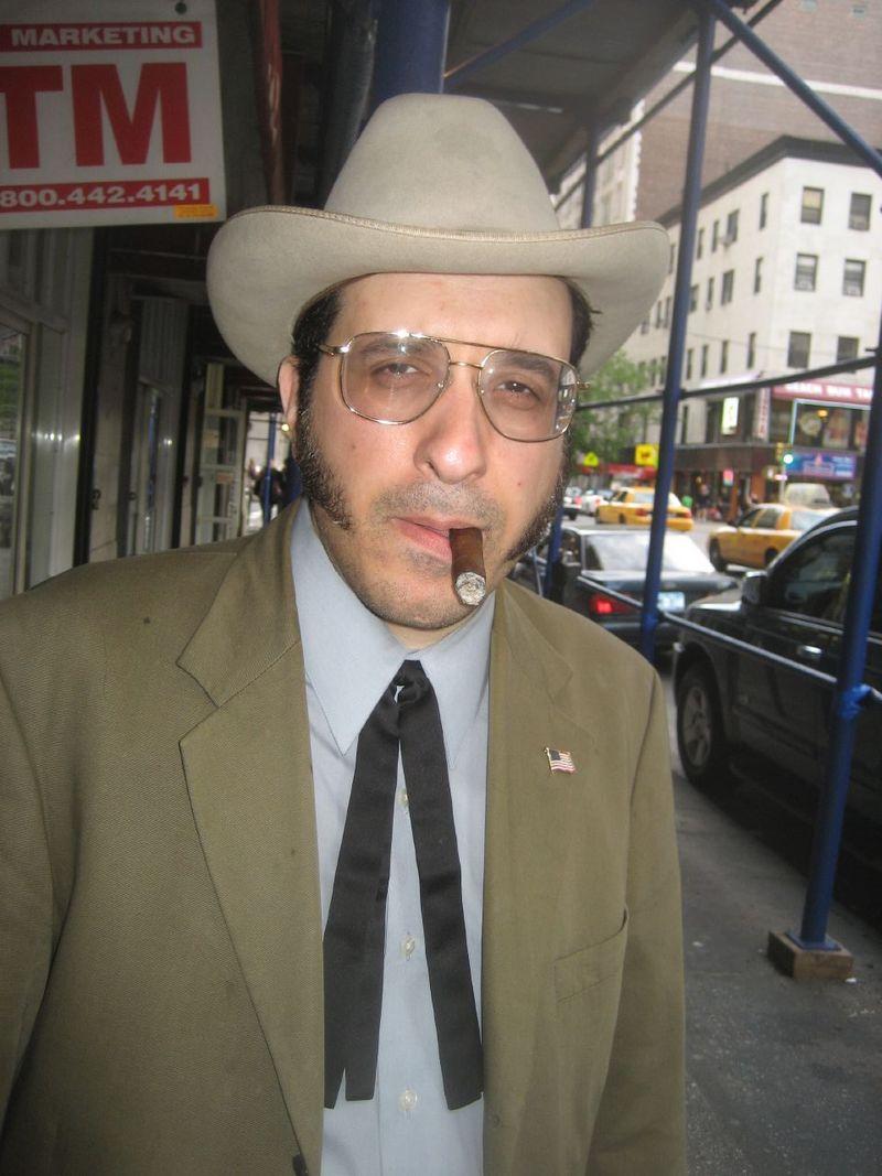 Stetson open road cigar soho