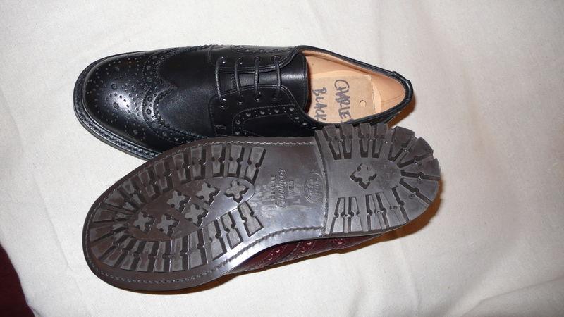 Charles full sole