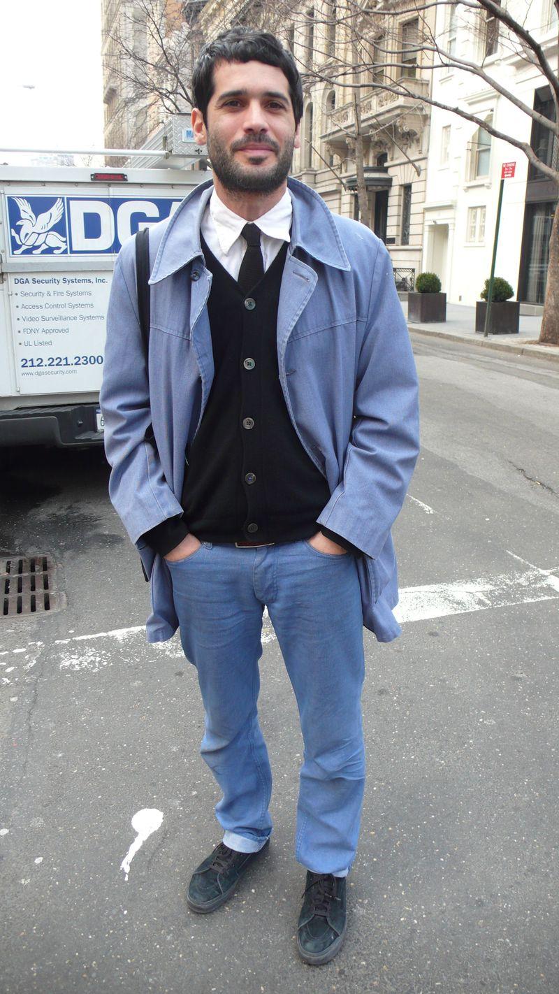 Denim 12 suit