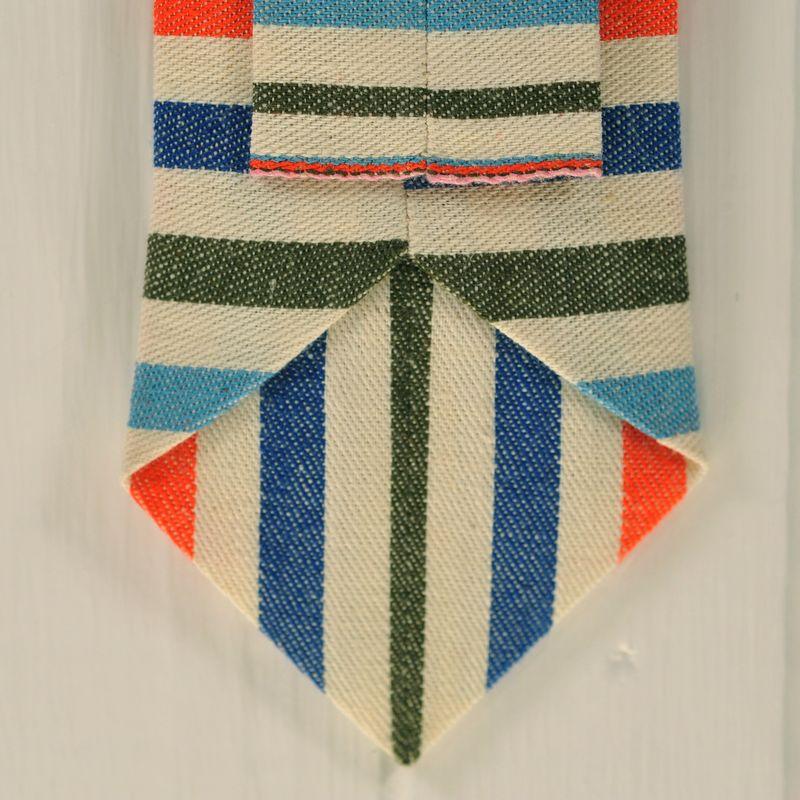 Back striped
