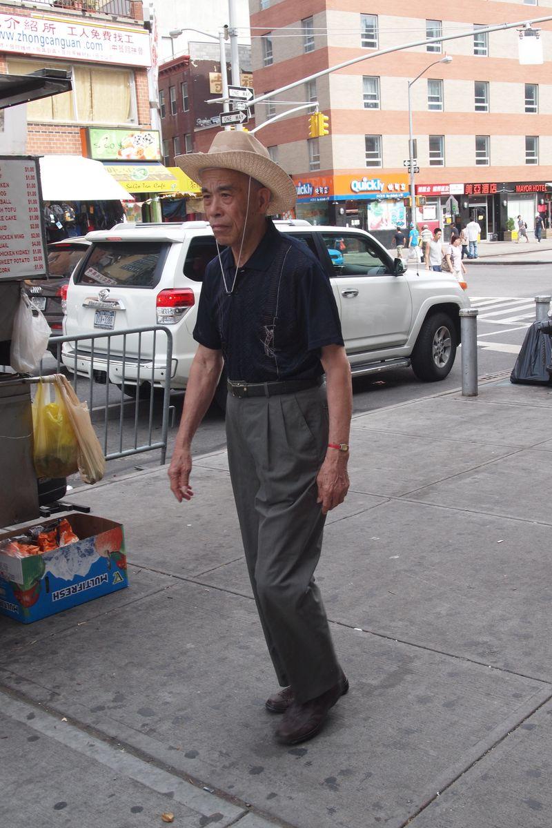 Cowboy ready to go